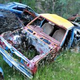 Scrap Car Removal Services in MISSISSAUGA